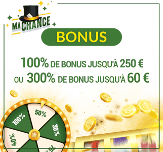 Ma Chance Casino Bonus